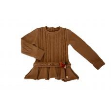 Mayoral sweter 4354 66 brąz
