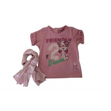 Mayoral koszulka 1068 51 roż